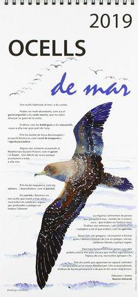 CALENDARI 2019 - OCELLS DE MAR
