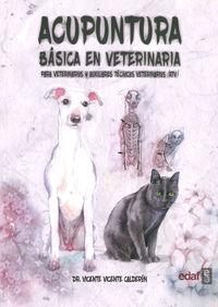 ACUPUNTURA BASICA EN VETERINARIA (ED. LIMITADA)