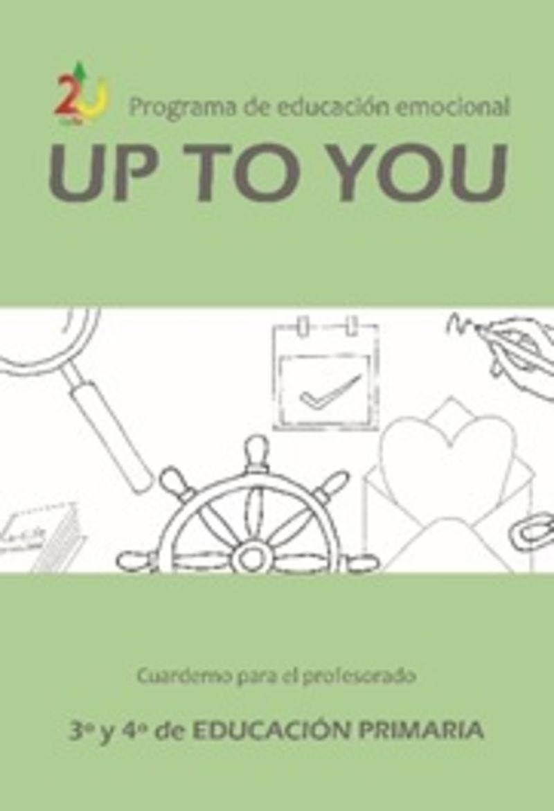ep 3 / 4 - up to you - guia educacion emocional - Jose Victor Oron Semper / Miriam Cenoz Larrea