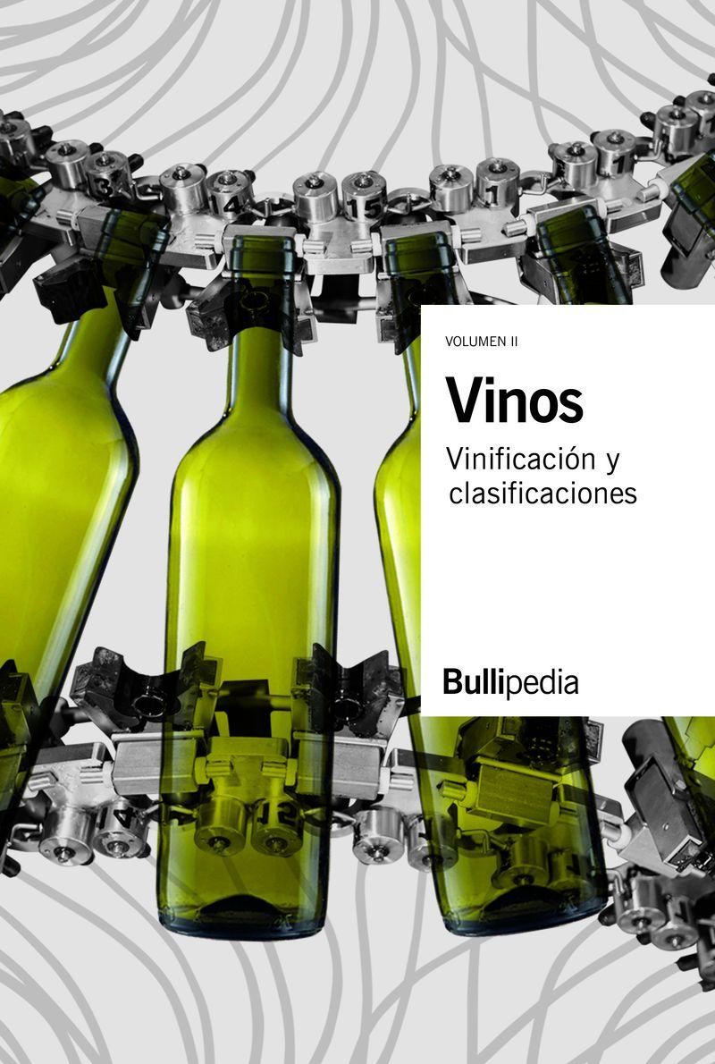 VINOS II - VINIFICACION Y CLASIFICACIONES