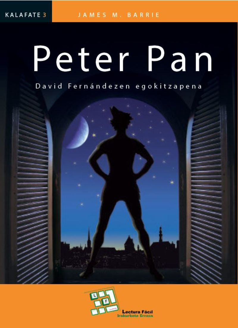 PETER PAN (EUSK)