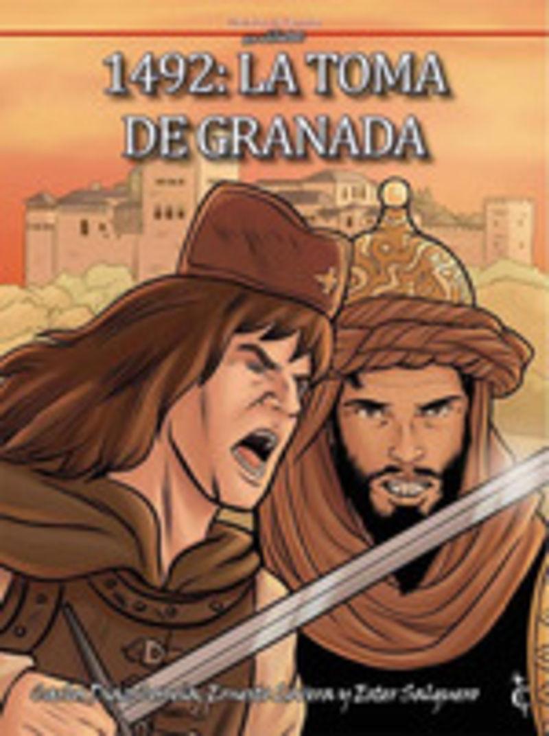 1492 - LA TOMA DE GRANADA