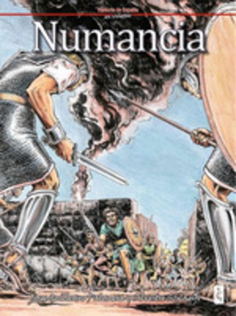 Numancia - Jorge Guillermo Palomera