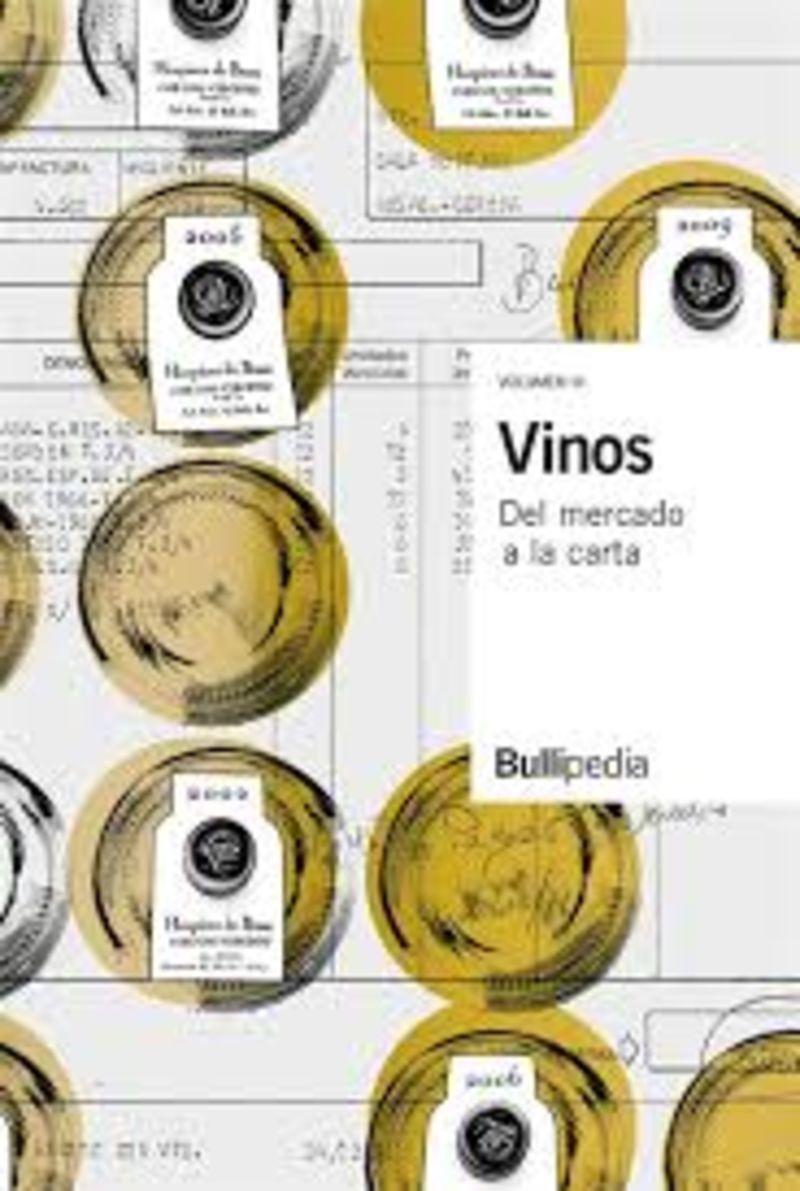 VINOS III - DEL MERCADO A LA CARTA