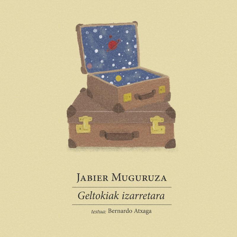 Geltokiak Izarretara (lib+cd) - Jabier Muguruza