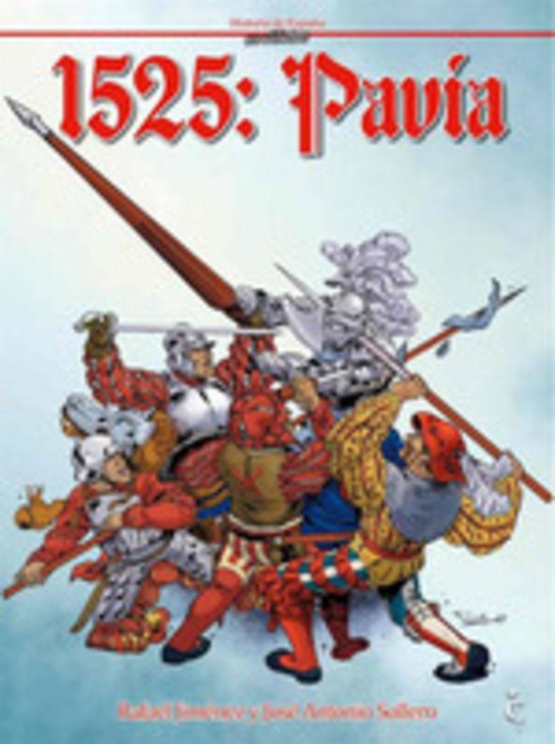 1525 - Pavia - Rafael Jimenez / Jose Antonio Sollero