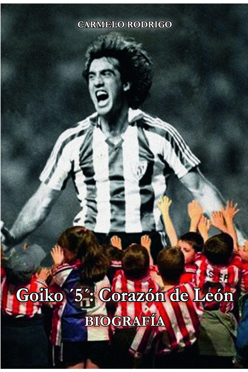 """GOIKO """"5"""" - CORAZON DE LEON"""