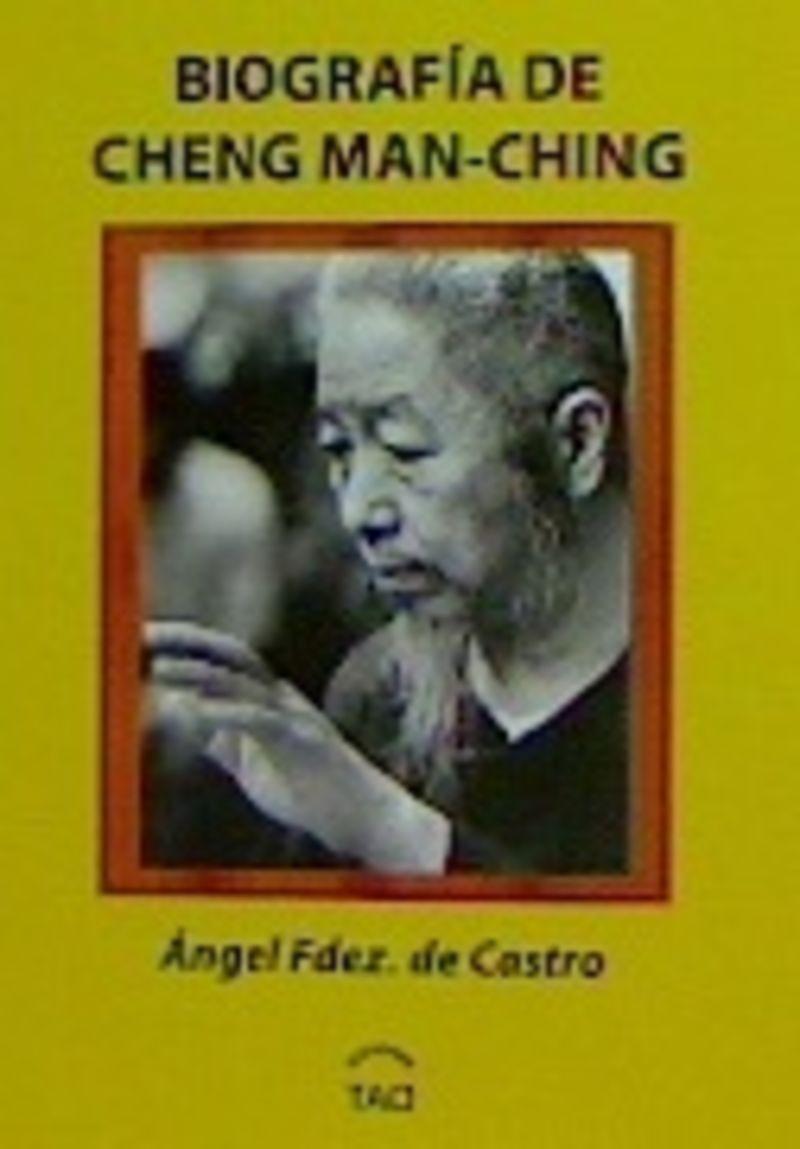 BIOGRAFIA DE CHENG MAN-CHING