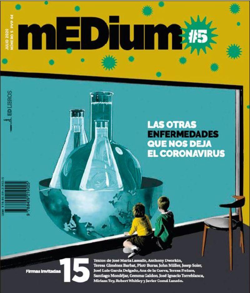 MEDIUM 5 - LAS OTRAS ENFERMEDADES QUE NOS DEJA EL CORONAVIRUS