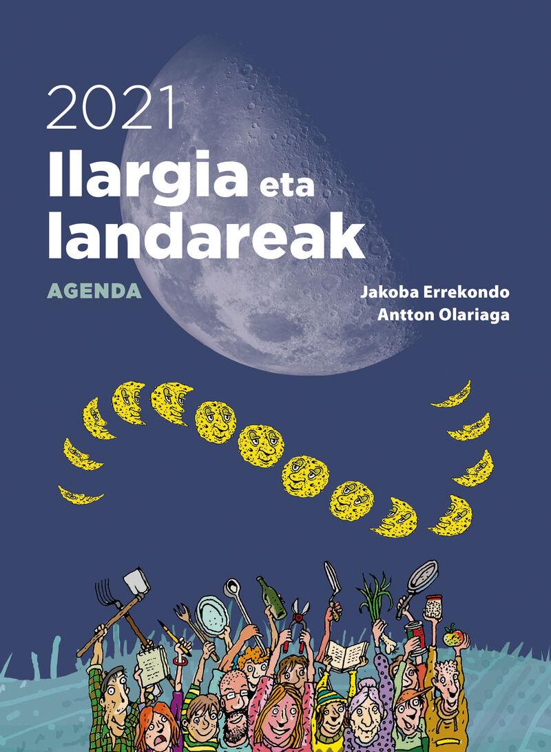 2021 ARGIA AGENDA - ILARGIA ETA LANDAREAK