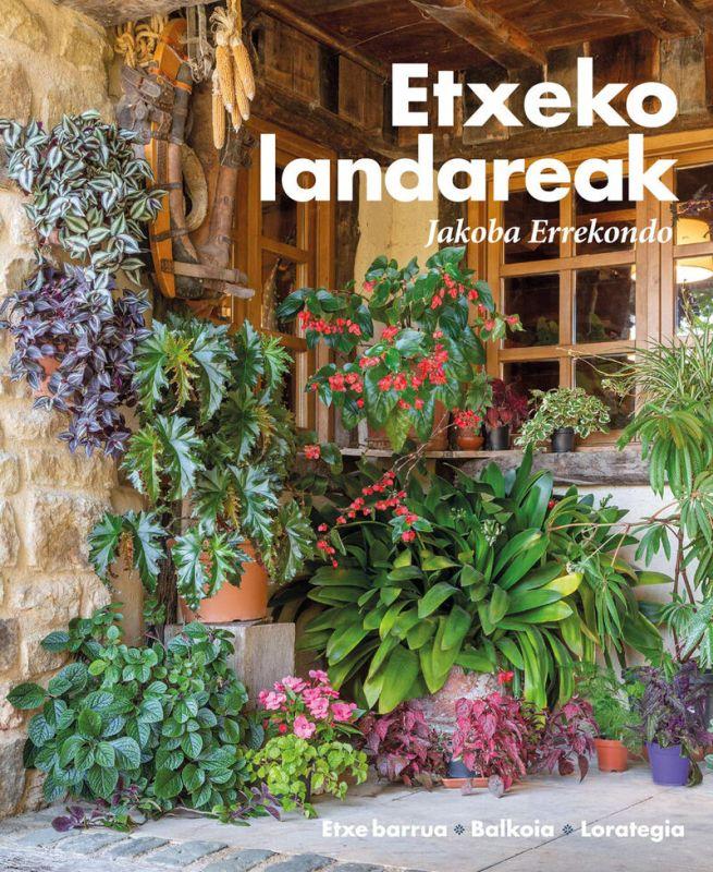 Etxeko Landareak - Jakoba Errekondo