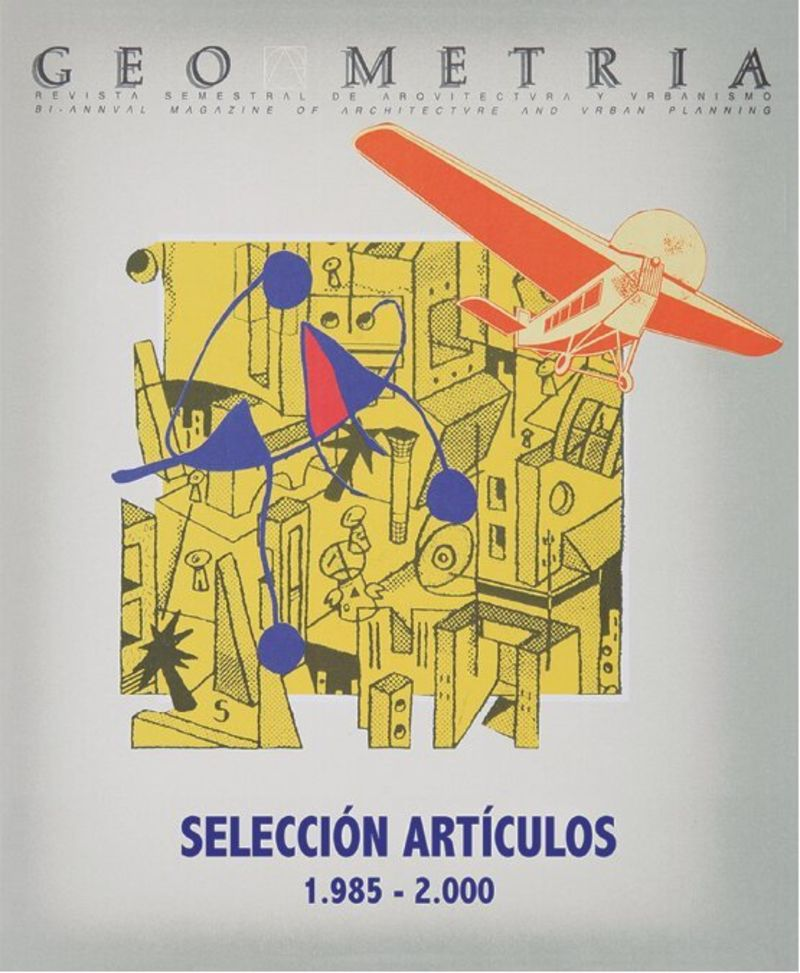 GEOMETRIA - SELECCION DE ARTICULOS (1985-2000)