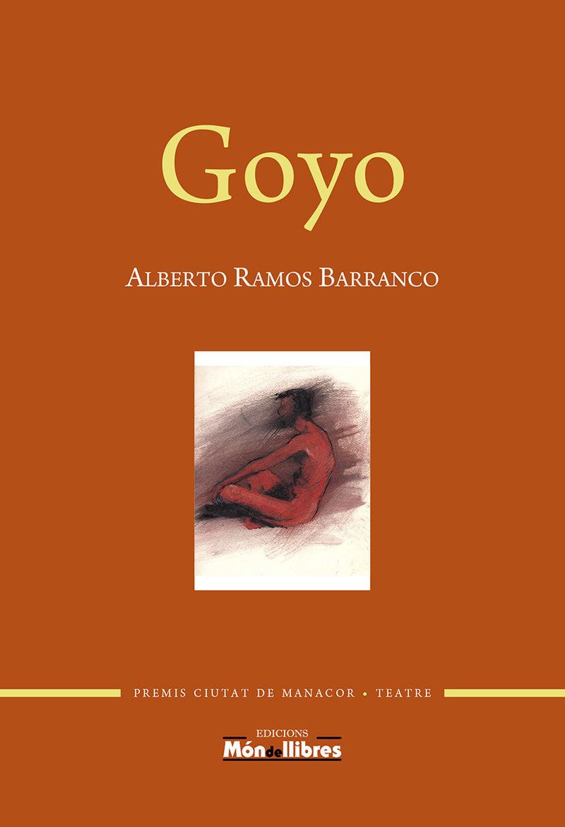 GOYO (PREMI CIUTAT DE MANACOR DE TEATRE JAUME VIDAL I ALCOVER 2020)