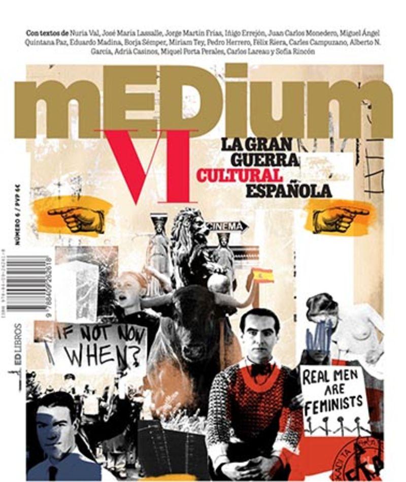 MEDIUM 6 - LA GRAN GUERRA CULTURAL ESPAÑOLA