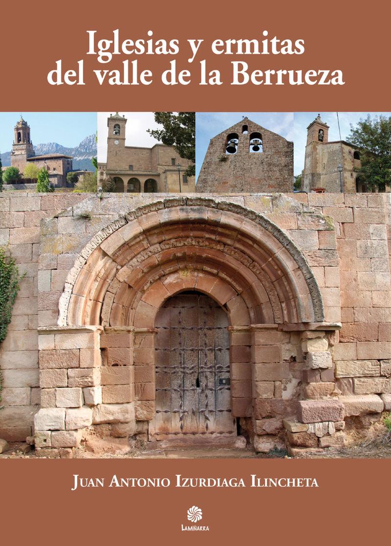 IGLESIAS Y ERMITAS DEL VALLE DE LA BERRUEZA
