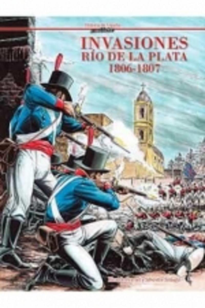 INVASIONES - RIO DE LA PLATA (1806-1807)