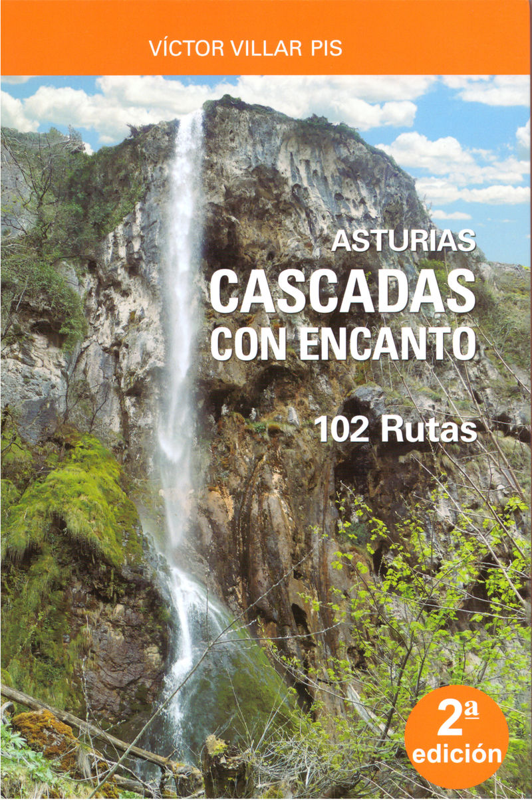 ASTURIAS. CASCADAS CON ENCANTO - 102 RUTAS