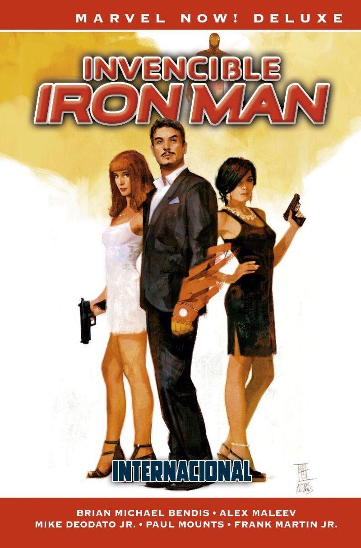 INVENCIBLE IRON MAN 2 - INTERNACIONAL