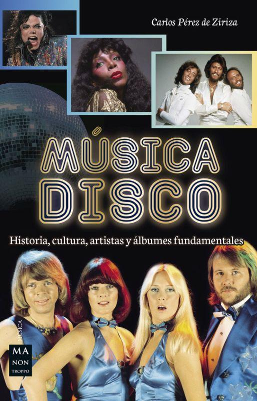 musica disco - Carlos Perez De Ziriza