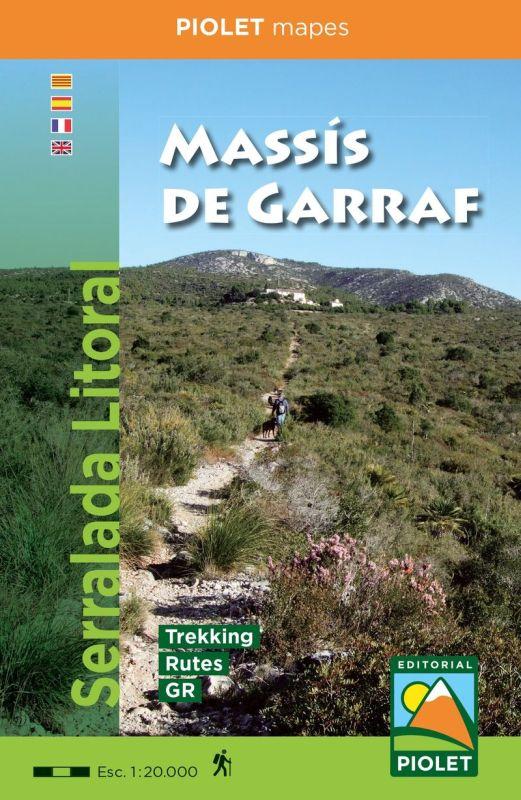 (2 Ed) Mapa Massis De Garraf - Aa. Vv.