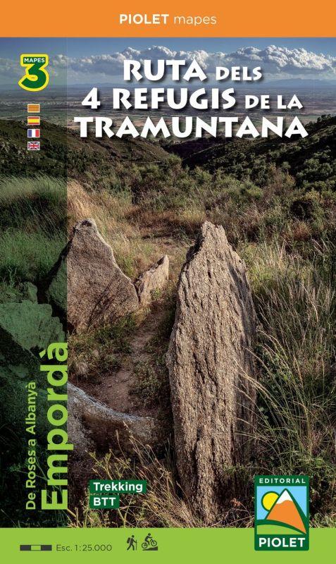 RUTA DELS 4 REFUGIS DE LA TRAMUNTANA - DE ROSES A ALBANYA