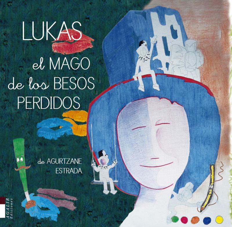 LUKAS, EL MAGO DE LOS BESOS PERDIDOS - LUKAS, GALDUTAKO MUXUEN MAGOA