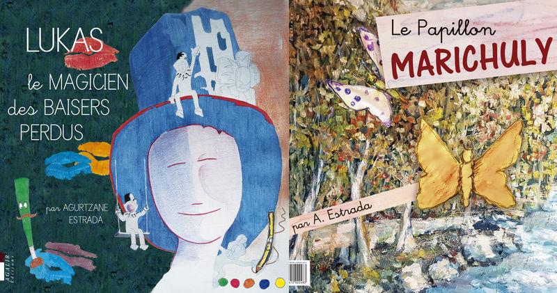 LUKAS LE MAGICIEN DES BAISERS PERDUS / LE PAPILLON MARICHULY