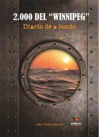 2.000 DEL WINNIPEG. DIARIO DE A BORDO