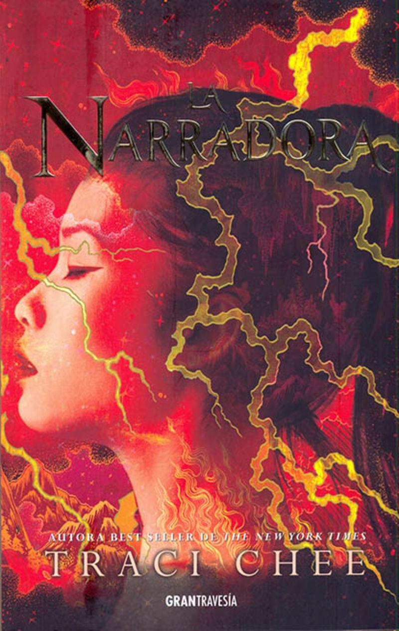 NARRADORA, LA (MAR DE TINTA Y ORO 3)