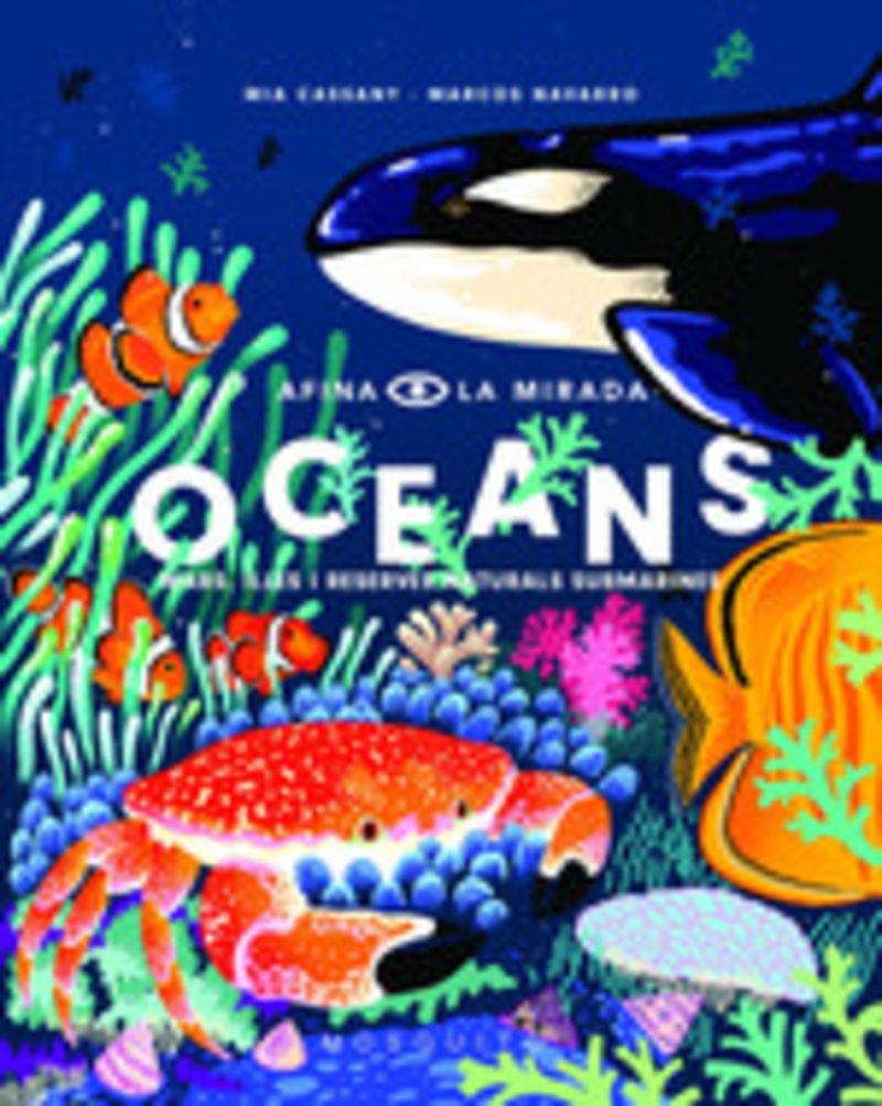 Oceans - Mars, Illes I Reserves Naturals Submarines - Mia Cassany