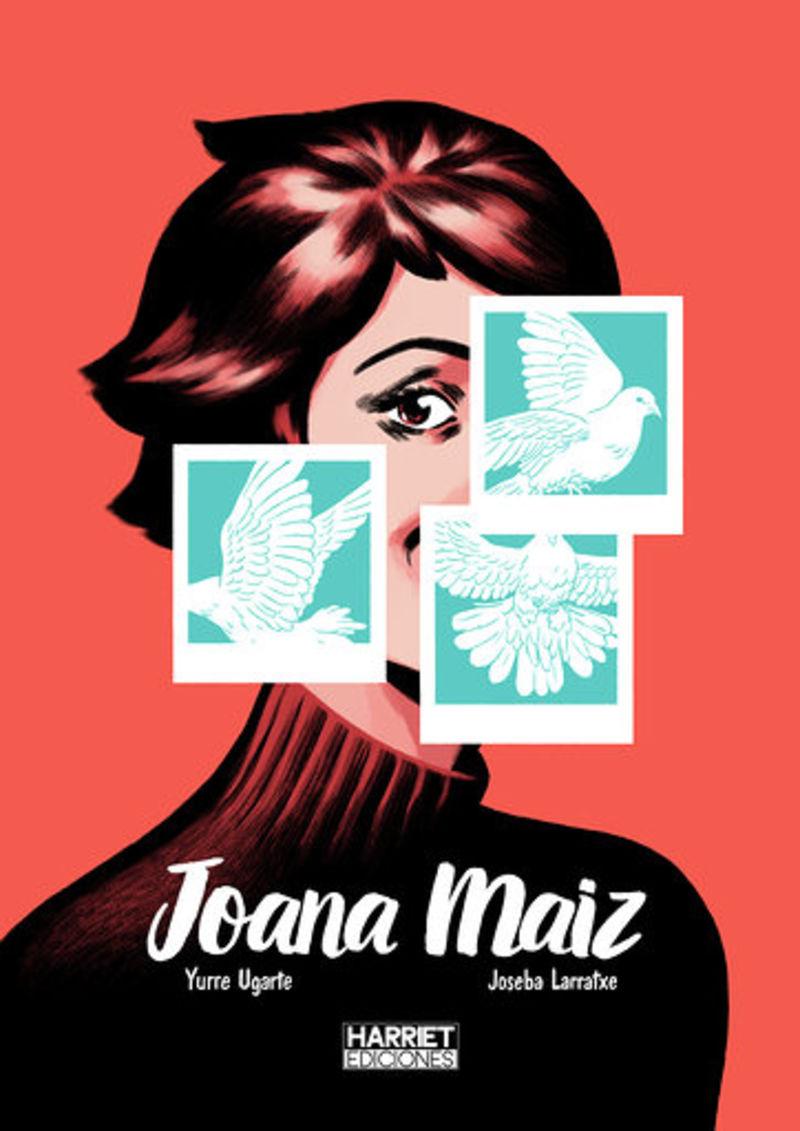 Joana Maiz (eusk) - Yurre Ugarte / Joseba Larratxe (il. )