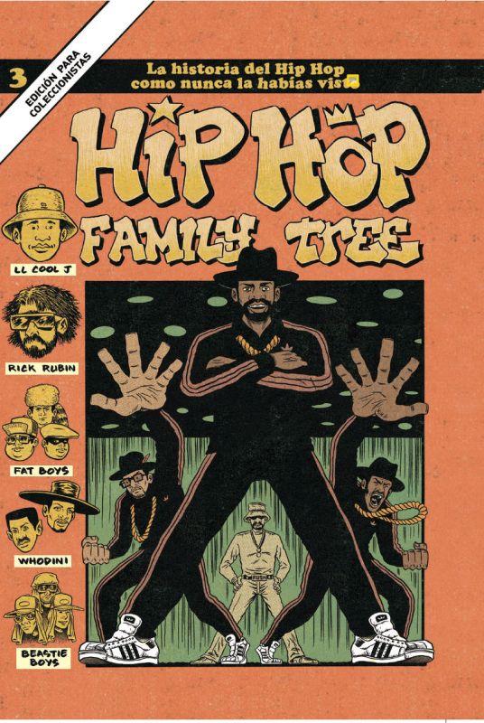 Hip Hop Family Tree 3 - Ed Piskor