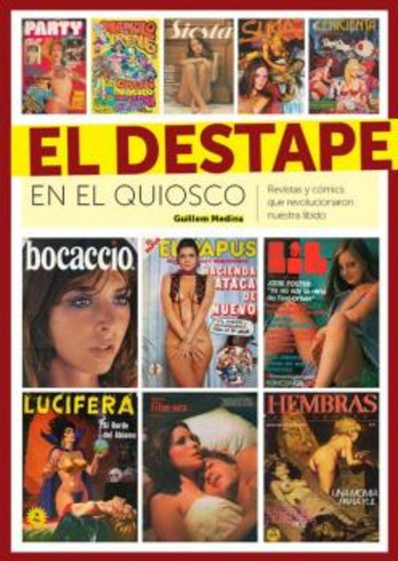 DESTAPE EN EL QUIOSCO, EL