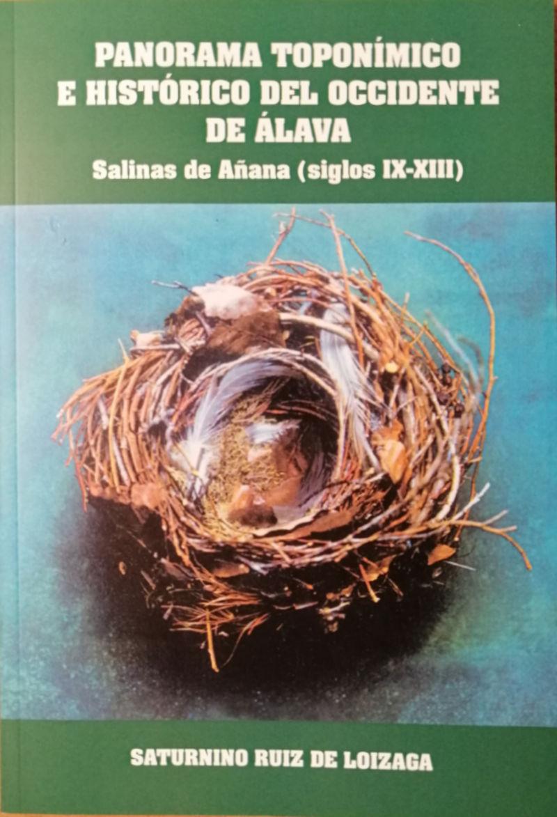 PANORAMA TOPONIMICO E HISTORICO DEL OCCIDENTE DE ALAVA - SALINAS DE AÑANA (SIGLOS IX-XIII)