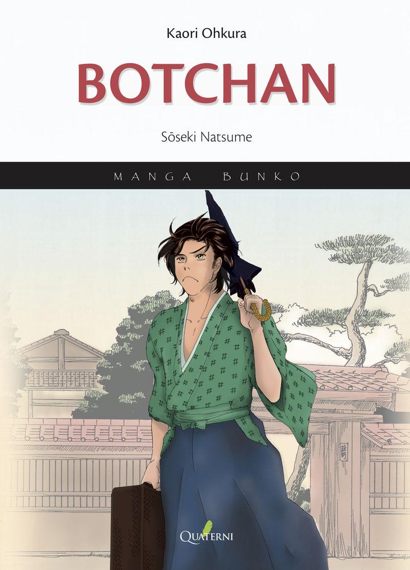 Botchan-Manga - Soseki Natsume