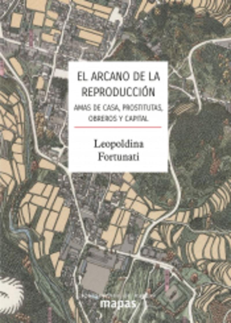 ARCANO DE LA REPRODUCCION, EL - AMAS DE CASA, PROSTITUTAS, OBREROS Y CAPITAL