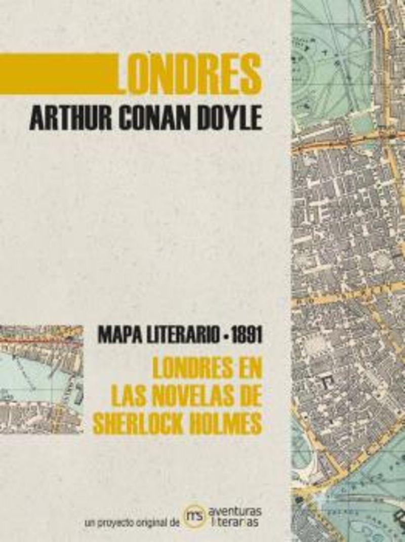 LONDRES - ARTHUR CONAN DOYLE