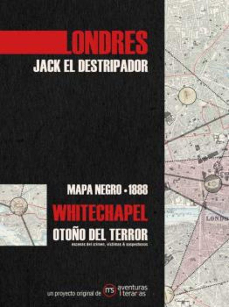 LONDRES - JACK EL DESTRIPADOR