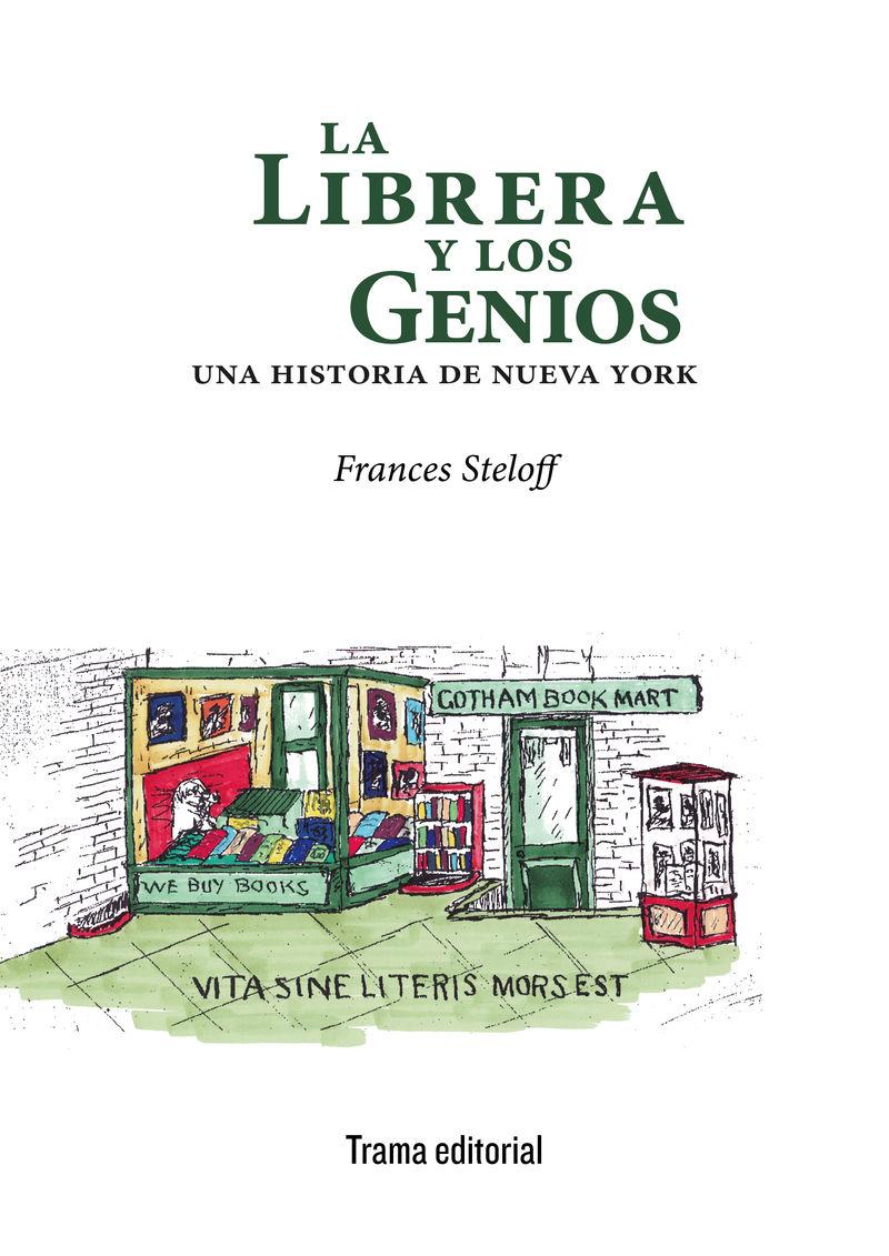 La librera y los genios - Francess Steloff