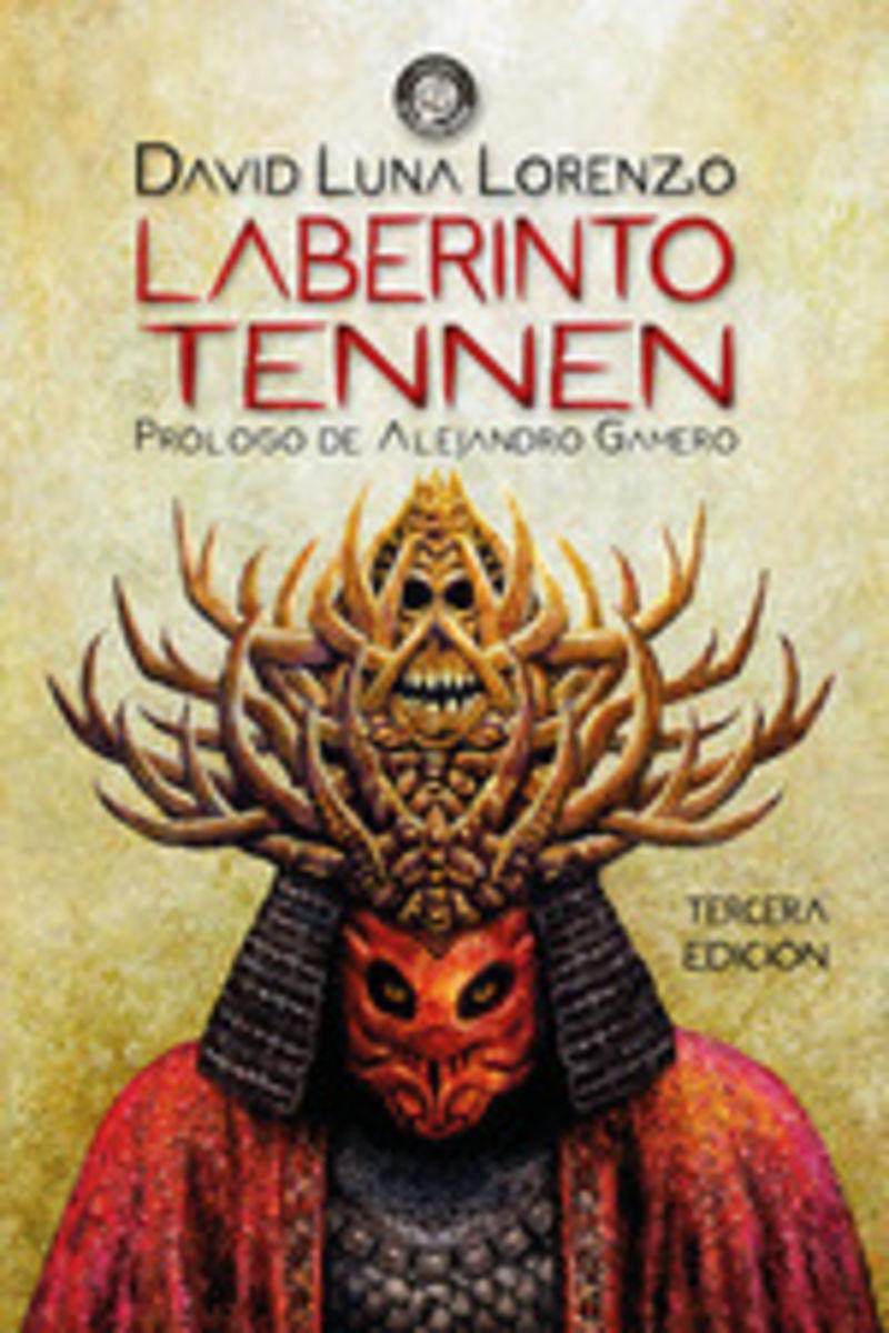 Laberinto Tennen - David Luna Lorenzo