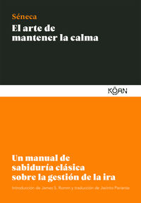 ARTE DE MANTENER LA CALMA, EL