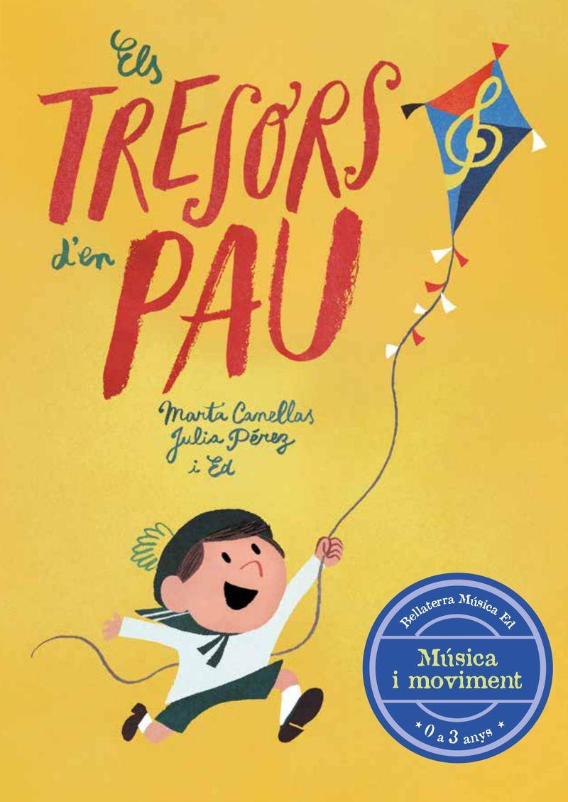 TRESORS D'EN PAU, ELS (+CD)