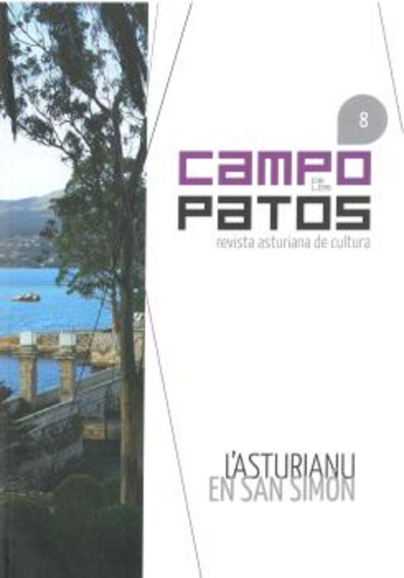 CAMPO DE LOS PATOS 8 - REVISTA ASTURIANA DE CULTURA