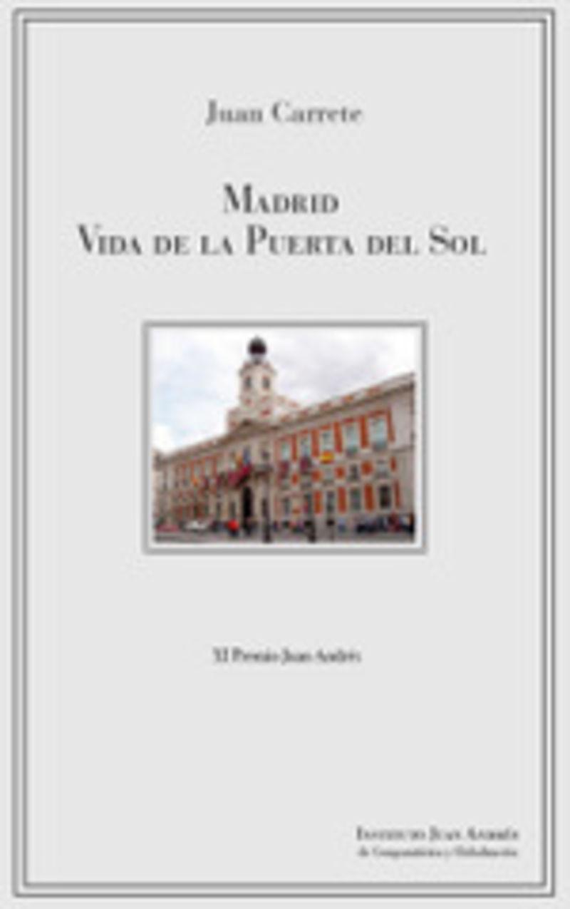 MADRID - VIDA DE LA PUERTA DEL SOL