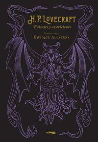 H. P. LOVECRAFT - PAISAJES Y APARICIONES