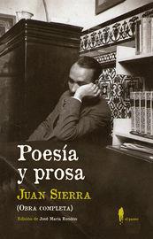 POESIA Y PROSA (OBRA COMPLETA)