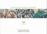 EUSKARAREN HERRI HIZKEREN ATLASA XI (LEXIKOA)