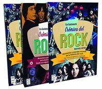(ESTUCHE) CRONICA DEL ROCK