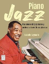piano jazz - Isabelle Leymarie