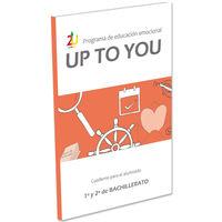 bach - up to you - cuad educacion emocional - Jose Victor Oron Semper / Miriam Cenoz Larrea